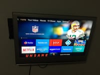 Sony Bravia flat screen tv with remote Montréal, H3N