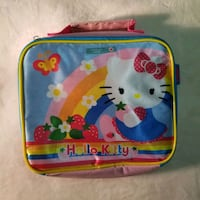 hello kitty lunch bag Laval, H7S 1L4