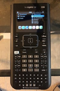 TI-nspire cx graphing calculator Grimes, 50111