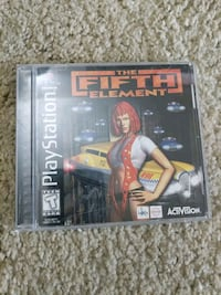 Fifth element PS1 ULTRA RARE Hamilton, L8V 1C1