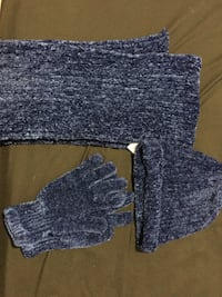 Hat, glove, and scarf set Stafford, 22556