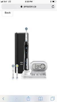 Brand New Oral B 7000 Toothbrush St Catharines