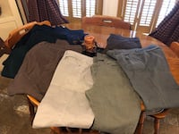 Casual/dress pants all size 14 some new without tags most only worn cpl times 40 or best offer for all 8 pr Hanover, 17331