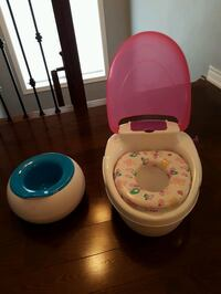 Training potty. Pink $15 blue $10.  Vaughan, L6A 0W4