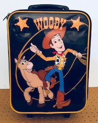 Vintage Near New Condition - Toy Story Woody Child's Suitcase. See other offers Stockton, 95209