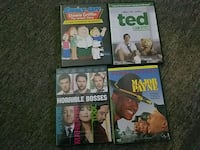 Ted, horrible bosses, family guy, major payne Burke, 22015