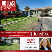6707 Cleon Ave, North Hollywood,  CA 91605 LOSANGELES