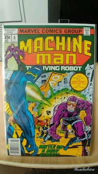Machine Man 4