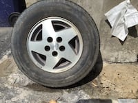 Jeep rims +tires  Laval, H7M 3A6
