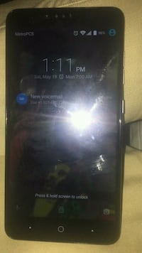 Black android smartphone Detroit, 48210