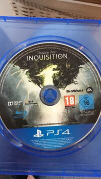 Sony PS4 Shadow of Mordor spill plate Hof, 3090