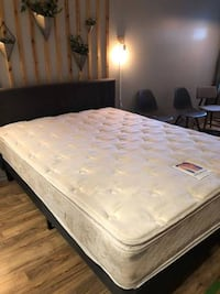 Queen Size Bed • Clean • Excellent Condition