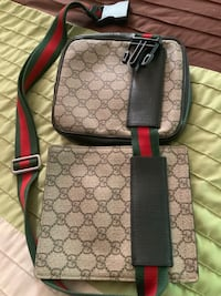 Authentic Gucci Pouch Paterson, 07513