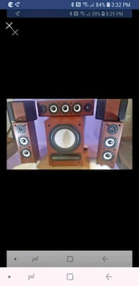 Axiom Grandmaster 350 Home Theatre Speakers Manassas, 20109