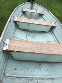 Used 12 Foot Aluminum Fishing Boat New Low Price For Sale
