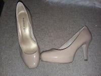 Size 7 nude heels Sioux Falls, 57108