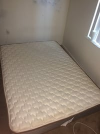 white and gray bed mattress Roseville, 95747