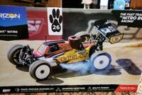 Nitro Buggy 1/8 Scale 4WD off road-buggy Tracy, 95377