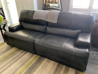 3 piece leather couches all reclining  North Las Vegas, 89032