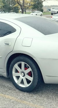 "Charger wheels 18"" 556 km"