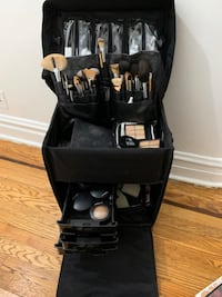 NYX Train Case WITH makeup included