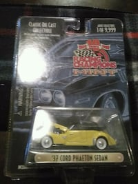 RACING CHAMPIONS 37 CORD PHAETON SEDAN DIECAST Pickering, L1V 3V7