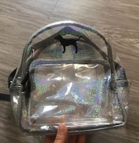 Gray and multicolored floral backpack Citrus Heights, 95610