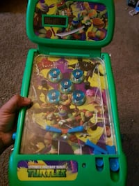 teenage mutant ninja turtles mini pinball  Oklahoma City, 73102