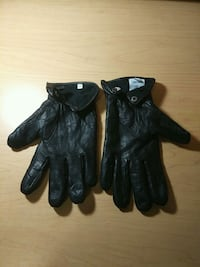 Leather gloves from Calvin Klein Vancouver, V6T