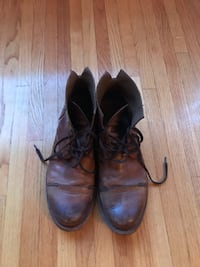 10.5 vintage honey Sutro boot  Los Angeles, 90048