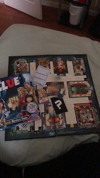 clue board game Loudon, 37774