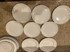 Assorted IKEA Plates