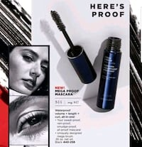 The Face Shop Mega Mascara.  New Edmonton, T6M 2G7