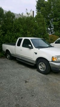 white Ford F-150 extra cab pickup truck New Carrollton, 20784