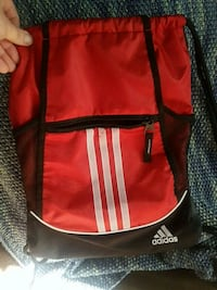 red and black Adidas workout bag Guelph, N1G 3A6