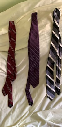 Never used formal ties