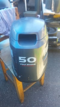 Yamaha F50TLD - 2006 Outboard Engine Cowling Vancouver