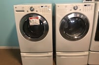 LG front load washer and dryer set 10% off Reisterstown, 21136
