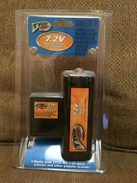 Tyco RC  7.2V NiCd battery and charger Marlborough, 06447