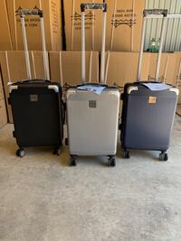 Brand New 3pcs Carry-On Luggage Suitcases Set  Toronto, M3J 2W6