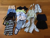 Baby Clothes 0-3 m