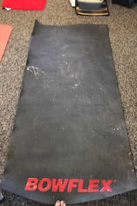 Protect Your Floors With This Gym Mat