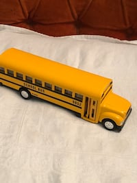 Yellow school bus 2175 mi