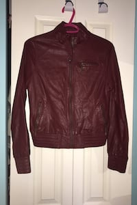 faux leather jacket womens Kitchener, N2A 4E9