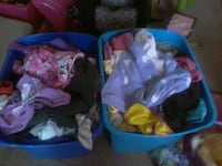 Toddler size 3 to 4 clothing