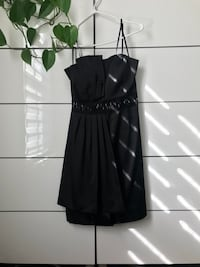 (Max and Cleo) Backless Black Dress (prom) Toronto, M2P 1P9