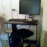 New computer and desk for sale ..never used Daytona Beach, 32114