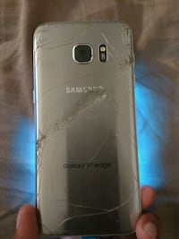 silver Samsung Galaxy Android smartphone South Riding, 20152