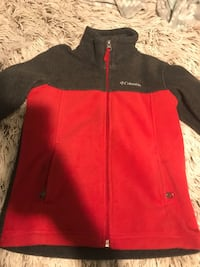 black and red zip-up jacket Cleburne, 76031