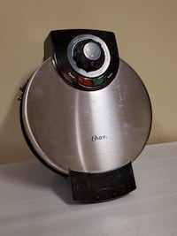 """Oster 8"""" Waffle Maker - firm price. Arlington, 22204"""